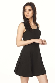 ambiance apparel Scuba Dress - Product Mini Image