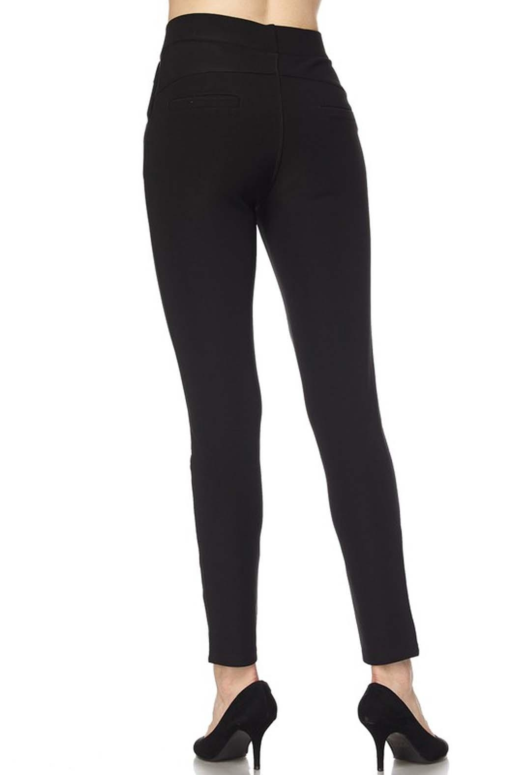 New Mix Scuba Pants - Front Full Image