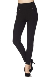 New Mix Scuba Pants - Front cropped
