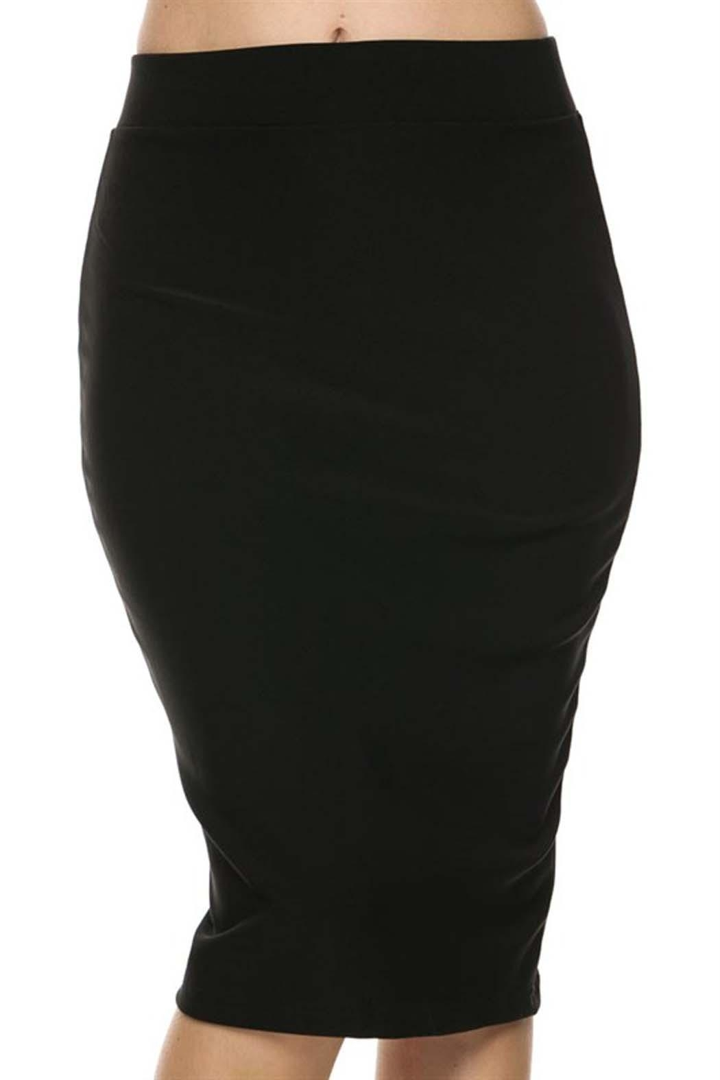 b35258e804 New Mix Scuba Pencil Skirt from New York by Avenue A — Shoptiques