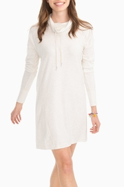 Southern Tide Scuba Pullover Dress - Product Mini Image