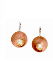 Chick Boss Sculptural Earring-Spark - Product Mini Image