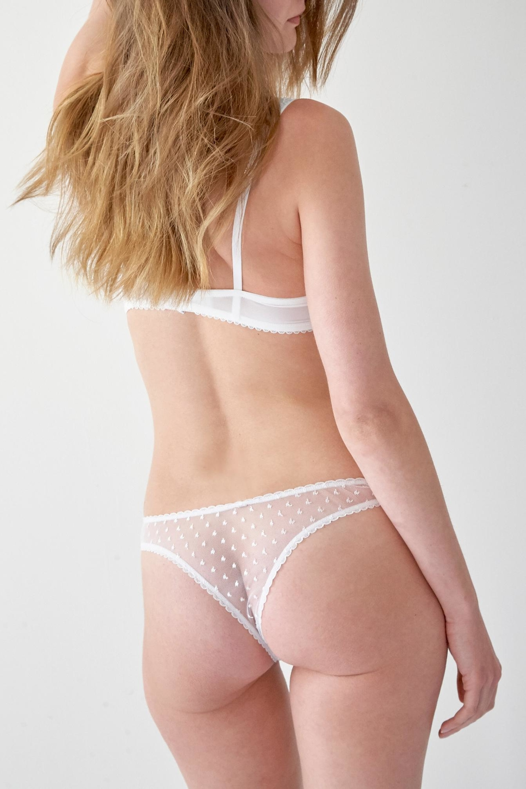Mimi Holliday Sea Breeze Bra - Side Cropped Image