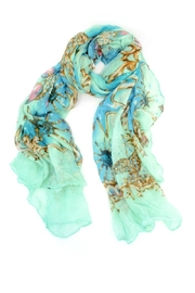 Joy Susan Accessories Sea Creature Scarf - Front cropped