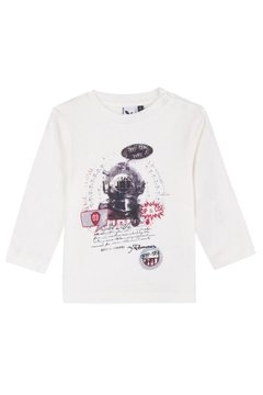 3Pommes Sea Diver Tee - Product List Image