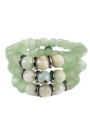 Fabulina Designs Sea Glass Bracelet - Product Mini Image