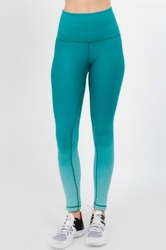 Shoptiques Product: Sea Green Leggings