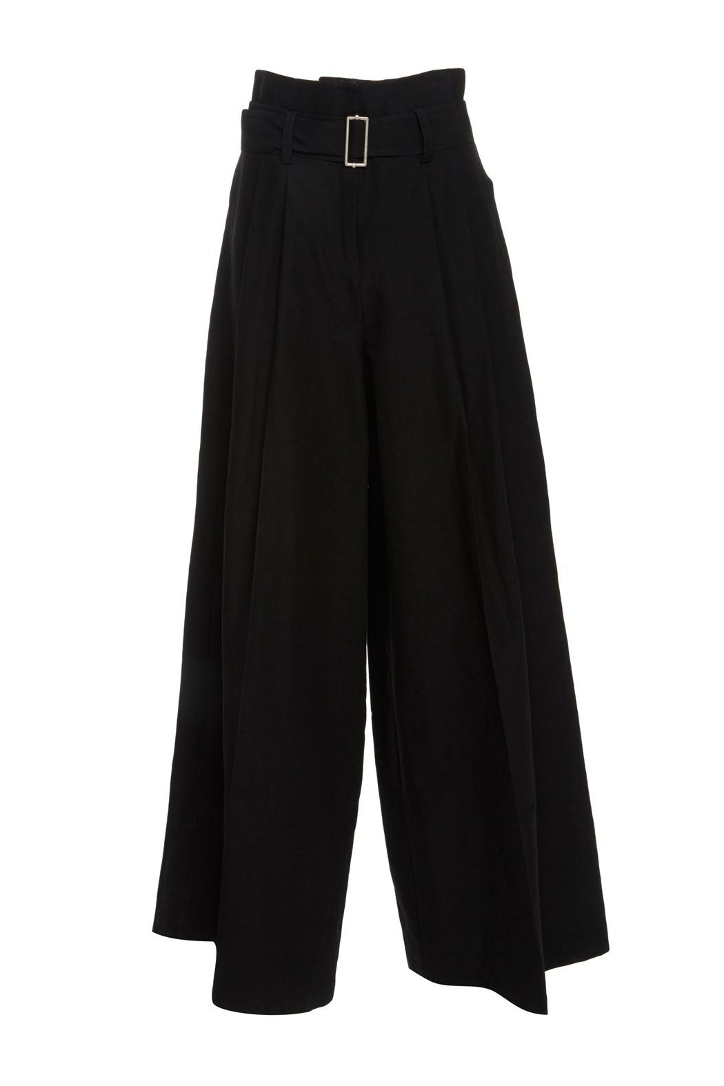 SEA High Waisted Pants - Front Cropped Image