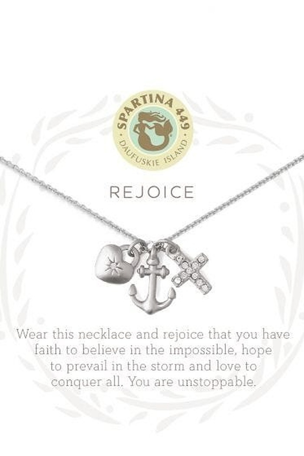 Spartina 449 Sea La Vie Rejoice Necklace 18' - Main Image