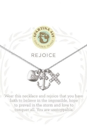 Spartina 449 Sea La Vie Rejoice Necklace 18' - Front cropped