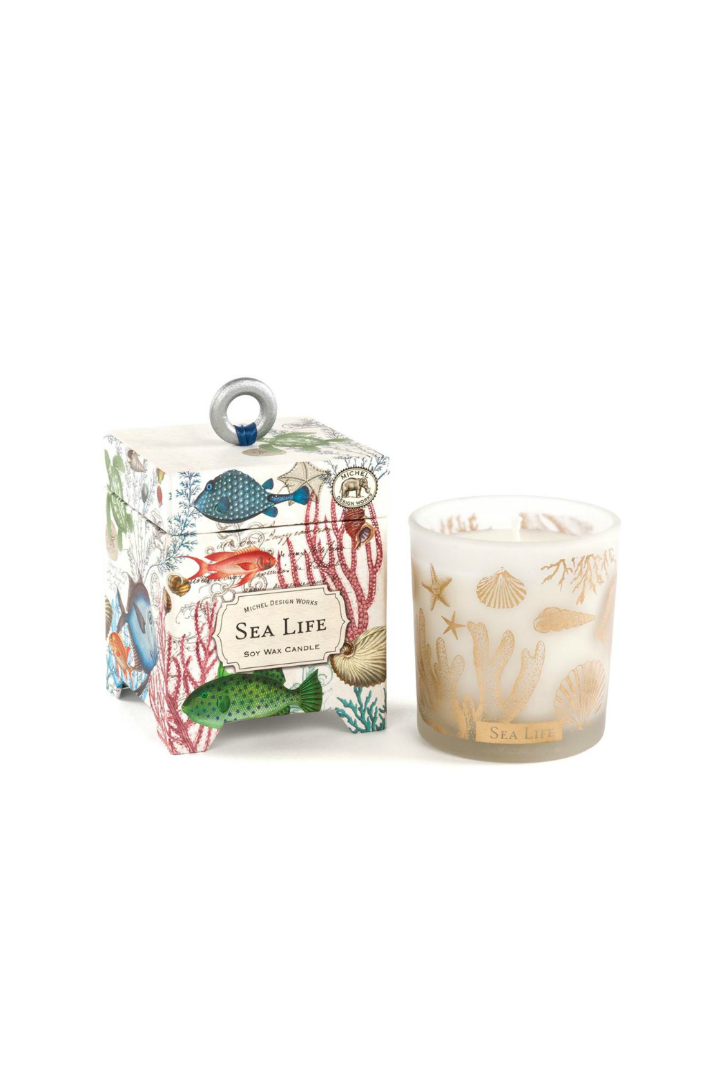 Michel Design Works Sea Life 6.5 oz. Soy Wax Candle - Main Image