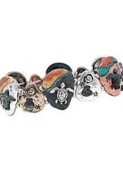 Nadya's Closet Sea-Life Stretch Bracelet - Product Mini Image
