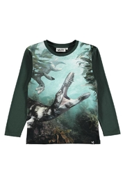 Molo Sea Monster Top - Front cropped