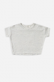 Rylee & Cru Sea Stripe Boxy Tee - Product Mini Image