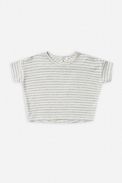 Shoptiques Product: Sea Stripe Boxy Tee
