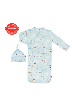 Magnetic Me Sea The World Modal Magnetic Sack & Gown Set - Product List Image