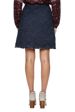 Shoptiques Product: Two Pocket Zip Skirt