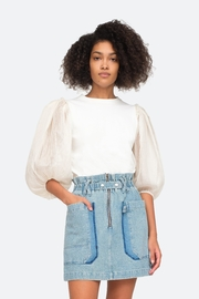 Sea NY Olive T-Shirt - Front cropped