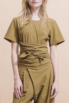 Shoptiques Product: Silk Tied T