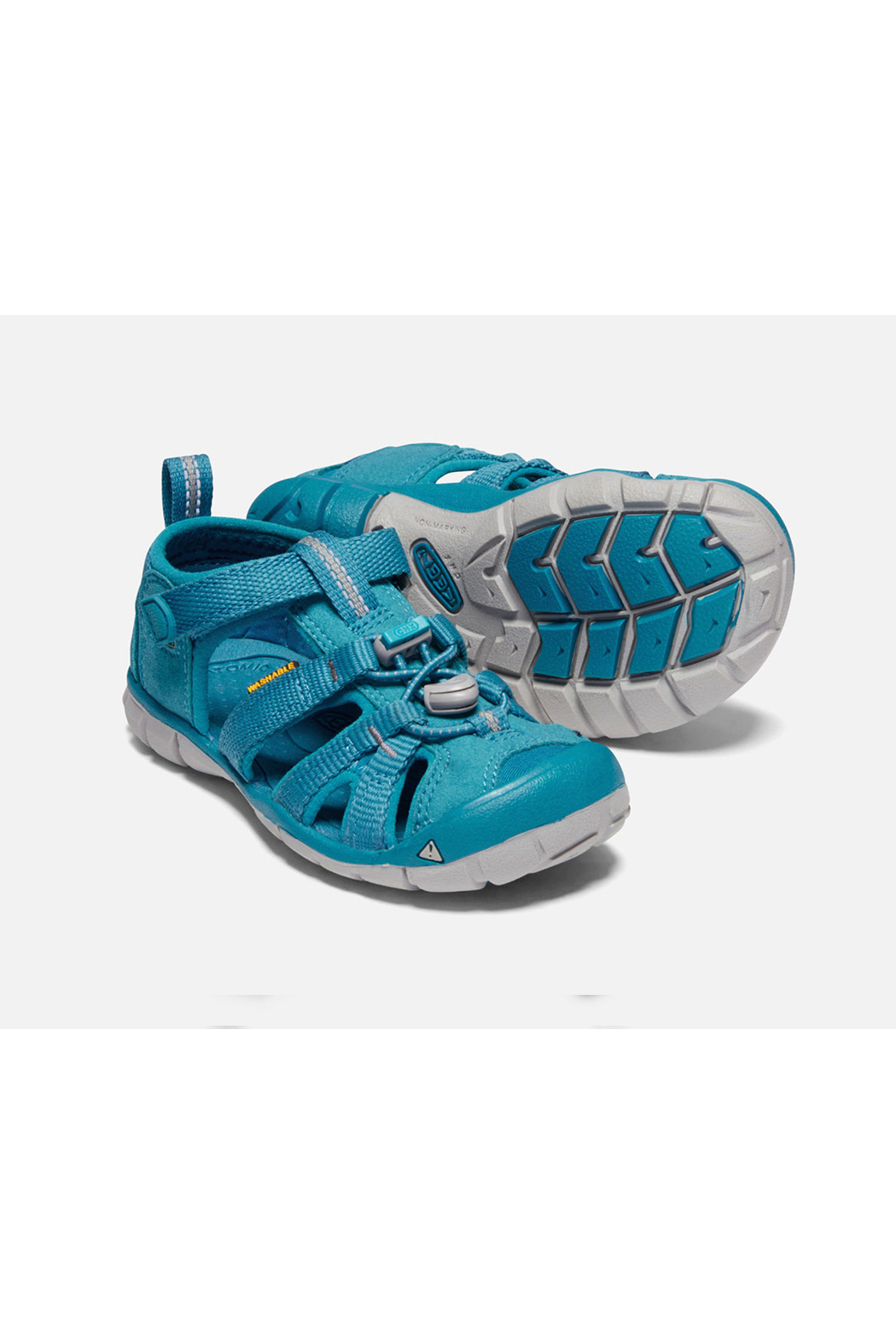 Keen Seacamp II CNX Sandal Children/Youth - Front Full Image