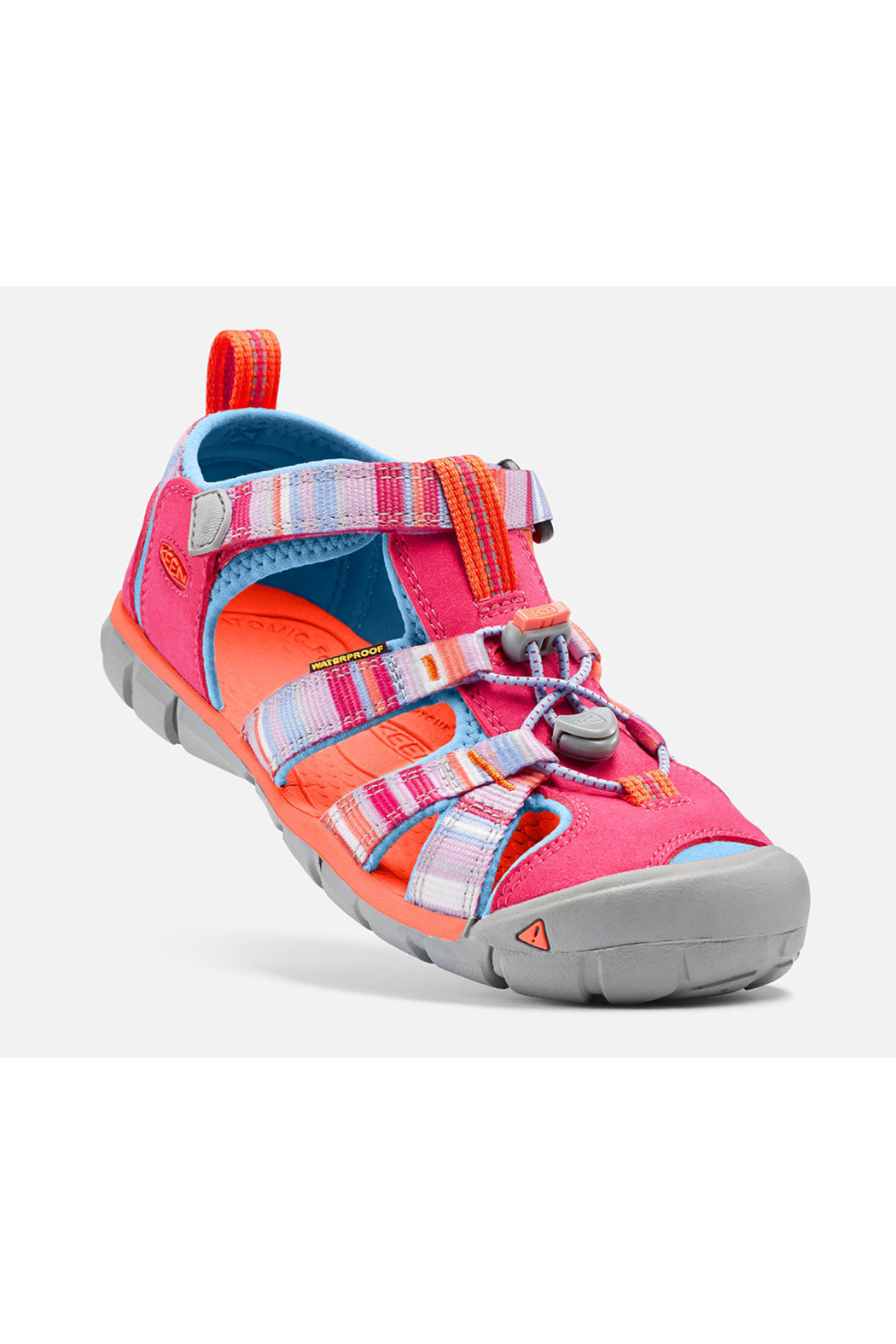 Keen Seacamp II CNX Sandal Tots - Side Cropped Image