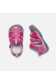 Keen Seacamp II CNX Tots Sandal - Very Berry/Dawn Pink - Product Mini Image