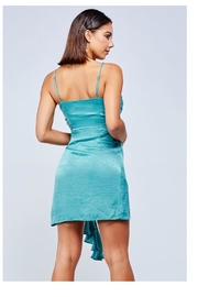 Latiste Seafoam Satin Mini - Side cropped