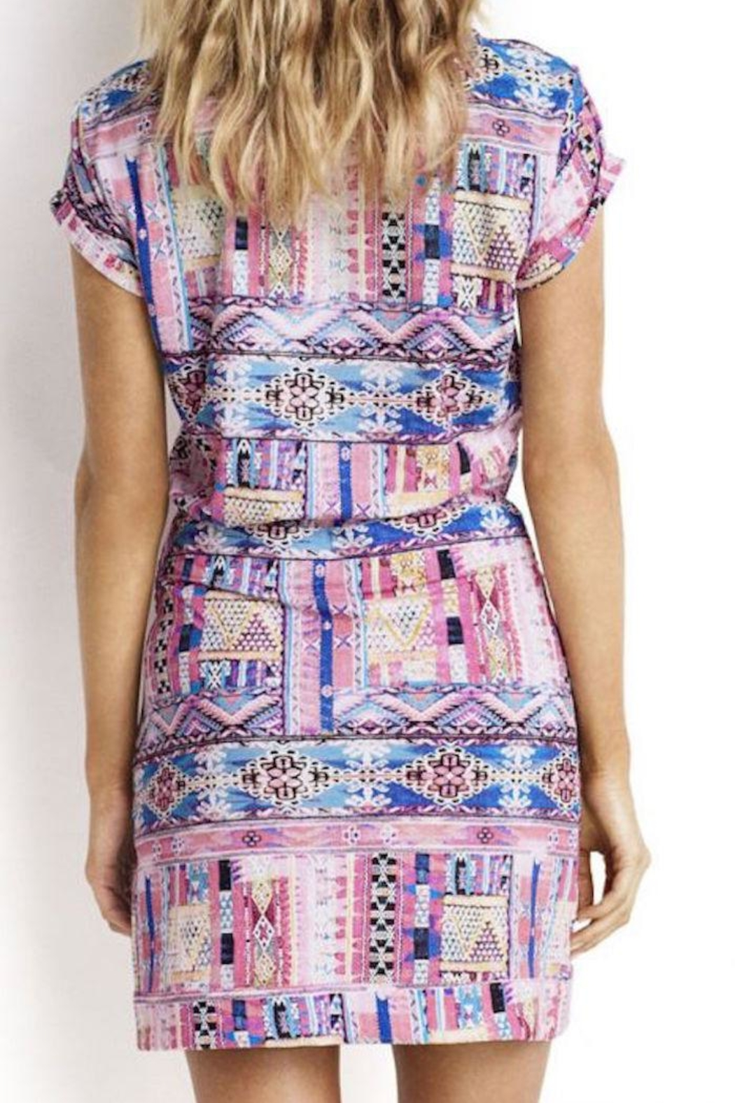 SEAFOLLY Beach Bazaar Dress - Front Full Image