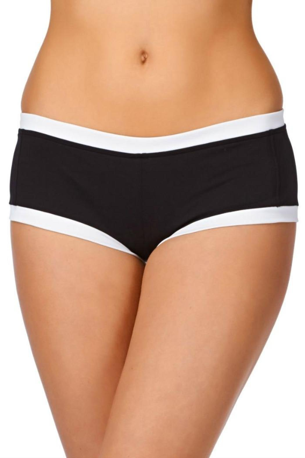 b8cfc7d21e902 SEAFOLLY Boyleg Swim Bottoms from Massachusetts by Bloom Lingerie ...