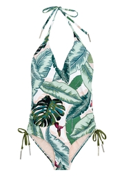 SEAFOLLY Palm Beach One-Piece - Front full body