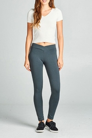 Active Basic Seagull Skinny Pants - Product Mini Image