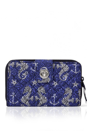 Vera Bradley Seahorse of Course Turnlock Wallet - Product Mini Image