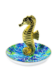 Lilly Pulitzer  Seahorse Ring Dish - Product Mini Image