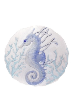 Gift Craft Seahorse Stepping Stone - Product List Image