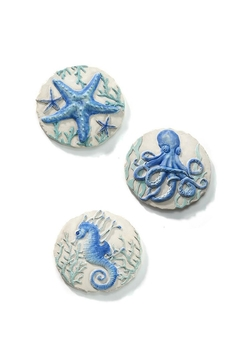 Gift Craft Seahorse Stepping Stone - Alternate List Image