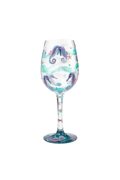 Lolita Seahorse Wine Glass - Product List Image