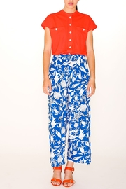 PepaLoves Sealife Trousers - Front cropped