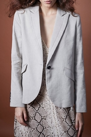 Smythe Seamed Lapel Blazer - Product Mini Image