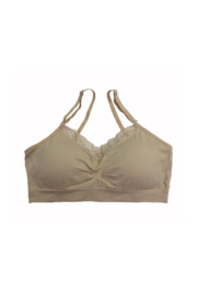 Coobie Seamless Bra w/ Lace - Product Mini Image