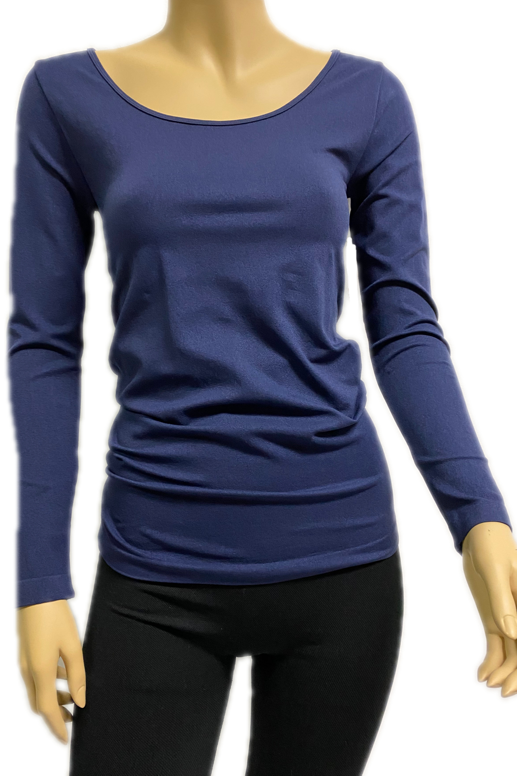 Gift Craft Seamless Essential Top - Front Cropped Image