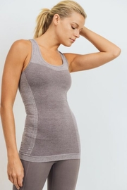 Mono B Seamless Illusion Racerback Tank - Product Mini Image