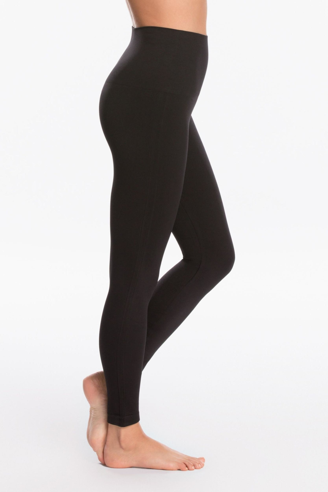 Spanx Seamless Knit Legging - Front Full Image