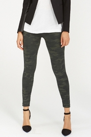 Spanx Seamless Leggings - Back cropped