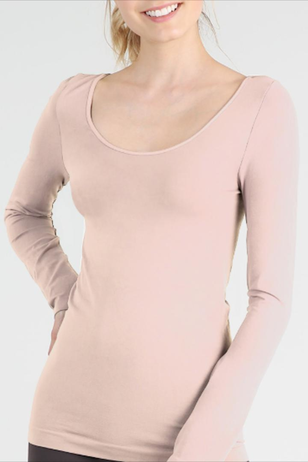 Nikibiki Seamless Long Sleeve - Main Image