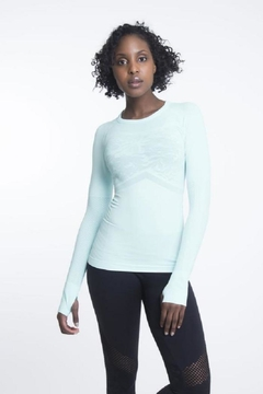 Climawear Seamless Longsleeve Top - Product List Image