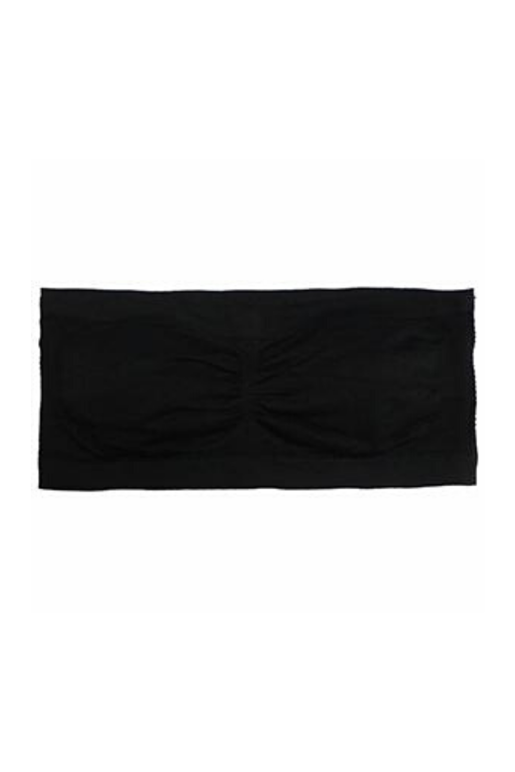 Coobie Seamless padded Bandeau - Front Cropped Image