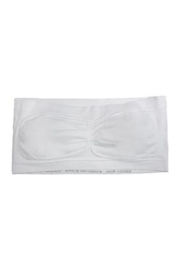 Coobie Seamless padded Bandeau - Front cropped