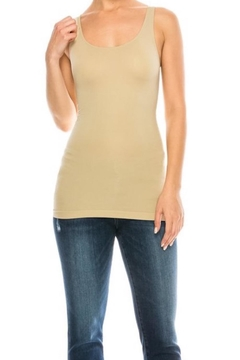 Sugarlips Seamless Scoop Tank - Product List Image