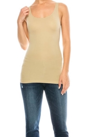 Sugarlips Seamless Scoop Tank - Product Mini Image