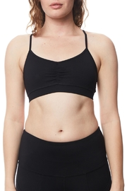 Seams Lovely Caged Sports Bra - Product Mini Image